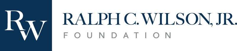 Ralph C. Wilson Jr. Foundation logo